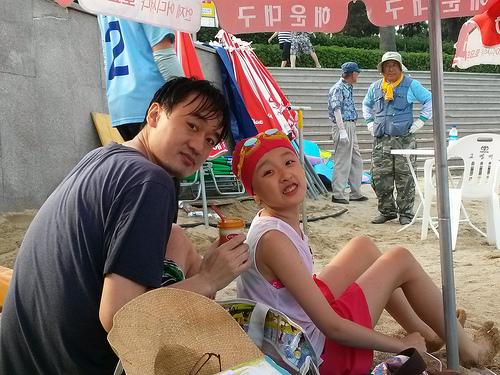 Summer 2013, Busan