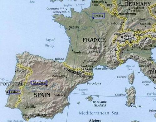 westeuropemap