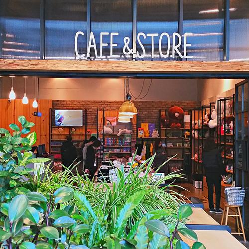 Company Store @ Naver Green Factory