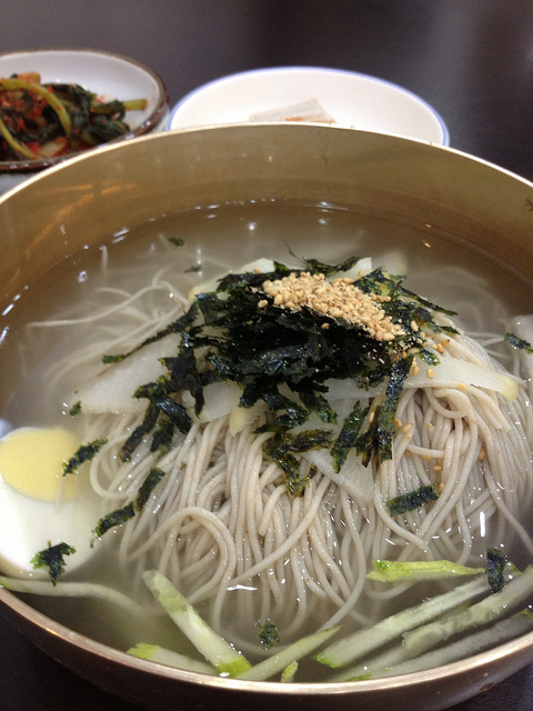 백운봉 막국수, Seoul