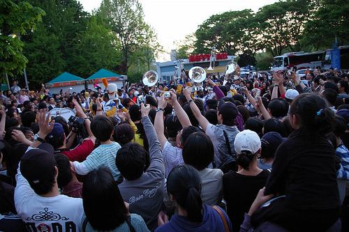 Drumline Live in Seoul