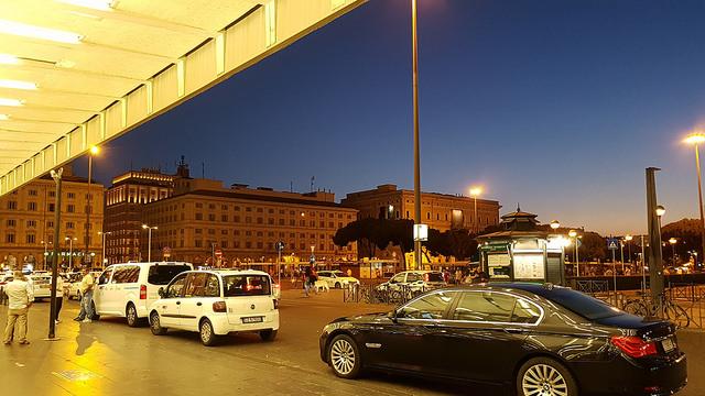 Termini Station, Rome
