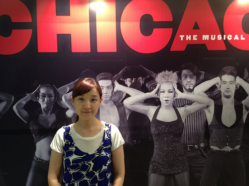 Musical Chicago at Seoul