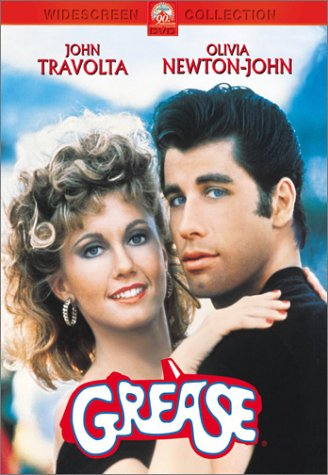 grease dvd cover