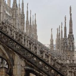 밀라노와 밀라노 대성당