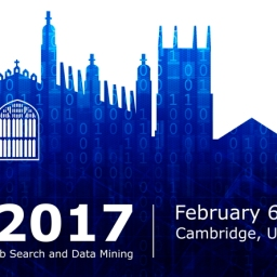 영국 케임브리지 출장 (3) – WSDM 2017 학회